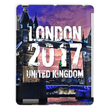 London 2017 Tablet Case