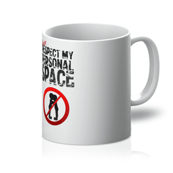 Please Respect my Personal Space, Introverts Mug