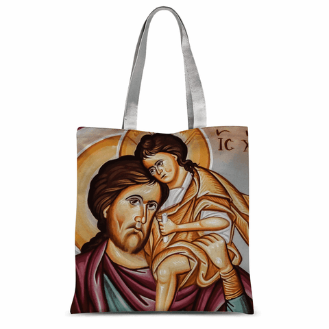 St Christopher Tote Bag