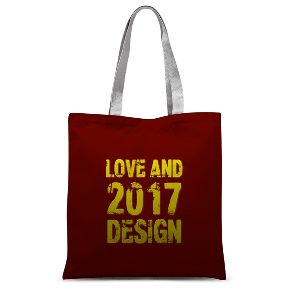 Love and Design 2017 Love and Design 2017 Tote Bag