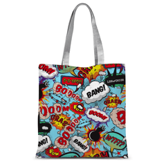 Bang Boom Tote Bag