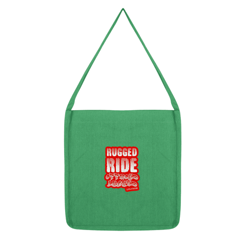 Love and Design Rugged Ride Off-Road Legend Tote Bag