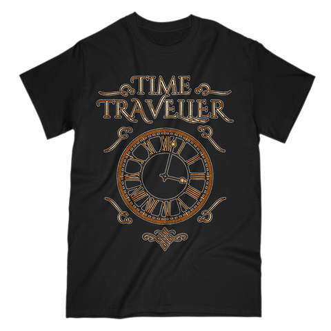 Love and Design Time Traveller T-Shirt