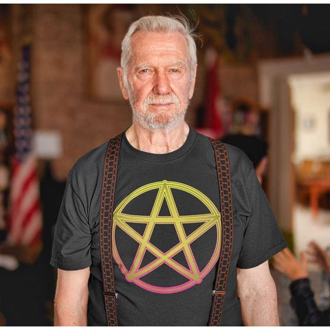 Wiccan 5 Point Star T-Shirt