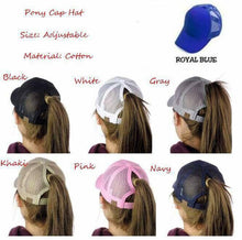 Ponytail Caps