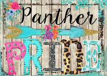 Panther Pride - Dye Sub Heat Transfer Sheet