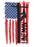Lineman Flag - Dye Sub Heat Transfer Sheet