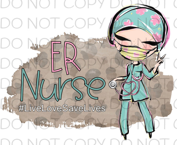 ER Nurse - HTV Transfer