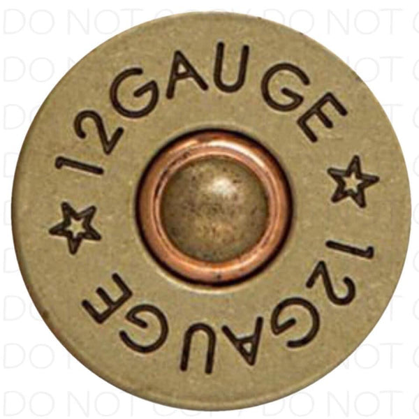 12 gauge- Rubber Neoprene Car Coasters