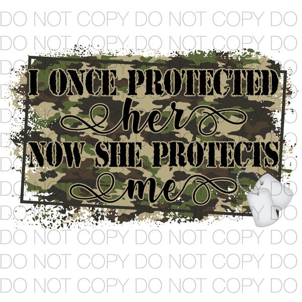 I once protected her now he protects me - HTV Transfer