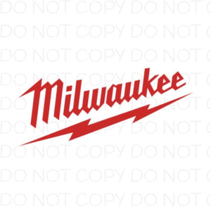 Milwaukee- Rubber Neoprene Car Coasters