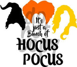 It's Just a Bunch of Hocus Pocus - Dye Sub Heat Transfer Sheet