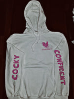Cockident Awareness (White/Pink)