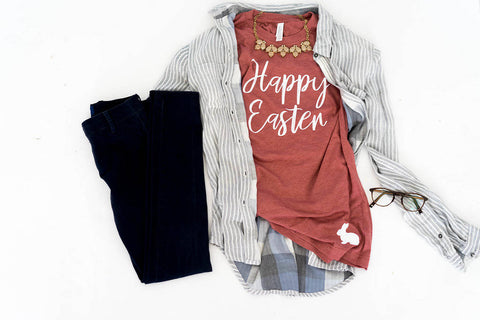 Happy Easter-Tshirt