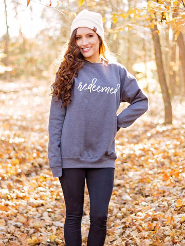 Redeemed-Sweatshirt
