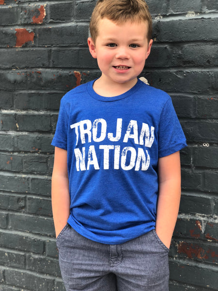 Trojan Nation-Tshirt