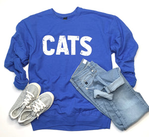 Kentucky Wildcats - Sweatshirt - Cats