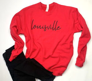 Louisville - Sweatshirt - Cardinals