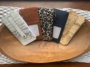 Slim Wallet-Card Holder