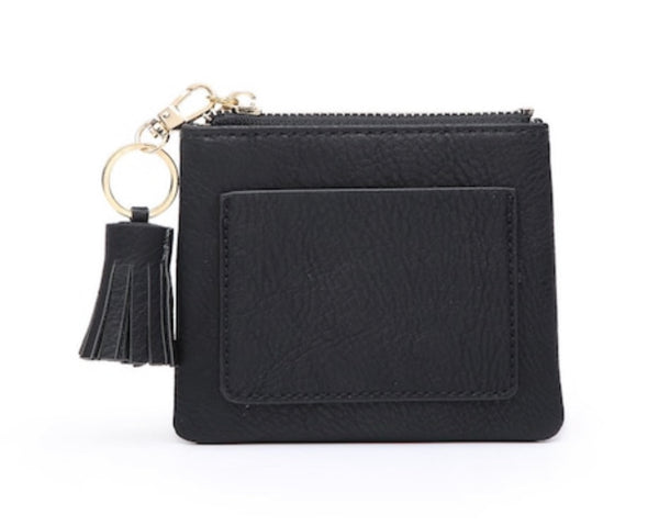 Tassel ID Holder Wallet
