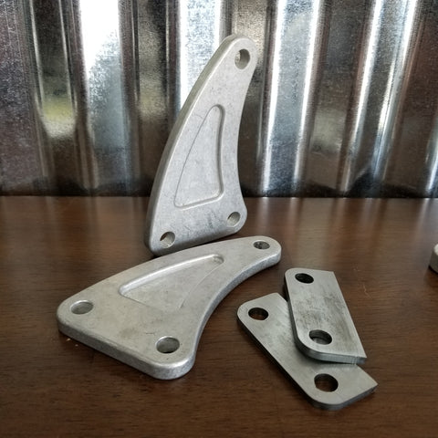 Billet Engine Mount Kit-Free Shipping (US) Limited Qtys
