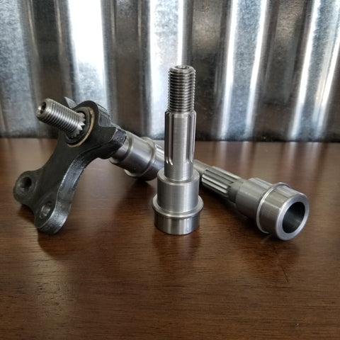 Yamaha Splined Steering Stem Bottom (YFZ450, Raptor 660, Raptor 700)