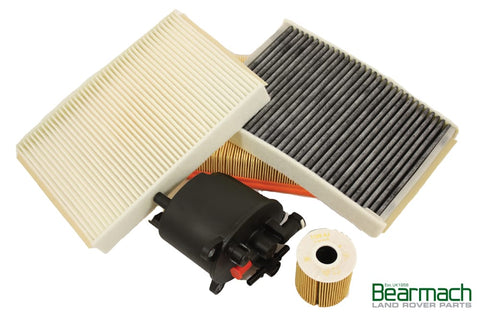 Freelander 2 2.0 Si4 Service Kit (BK 0056)