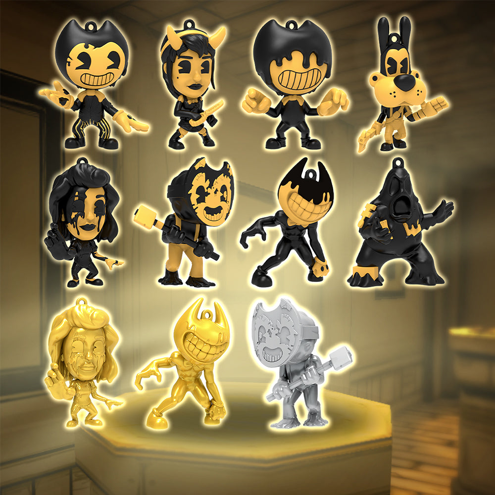 Single Collector Clips Series 3 Blind Bag Bendy And The