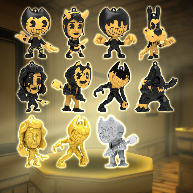 Bendy Blind Bag Collector Clips (Series 3) - Dark Revival