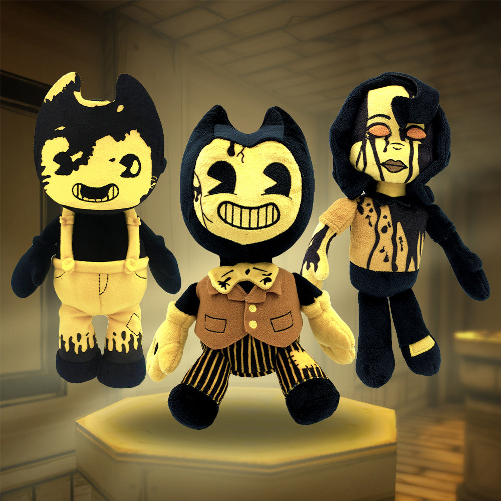 Dark Revival Beanie Plush Bundle