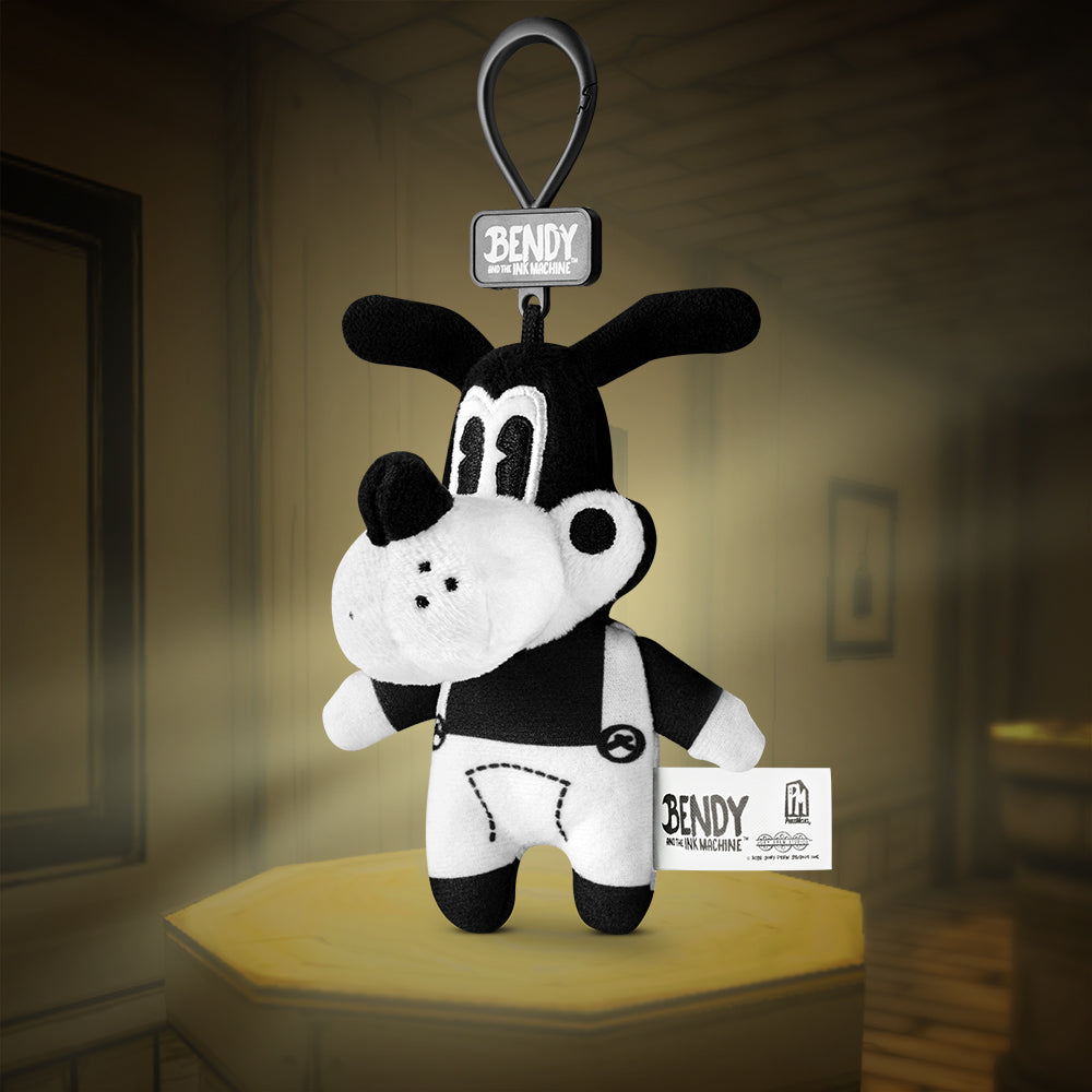 Bendy Blind Bag Collector Clips Plush Version Bendy