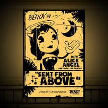 Alice Angel Sent From Above Poster
