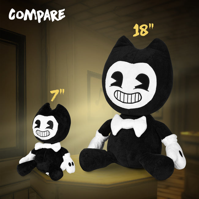 Bendy Jumbo Beanie Plush