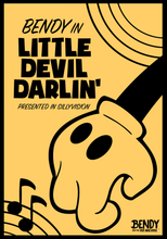 Little Devil Darlin' Poster