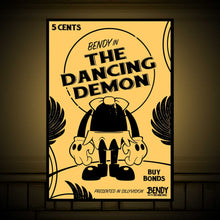 Bendy and the Dancing Demon Poster
