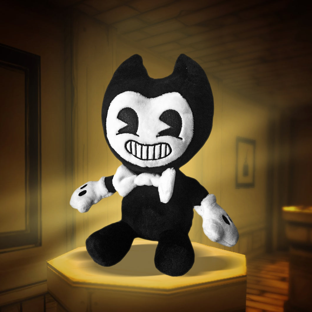 how to make bendy and the ink machine plush