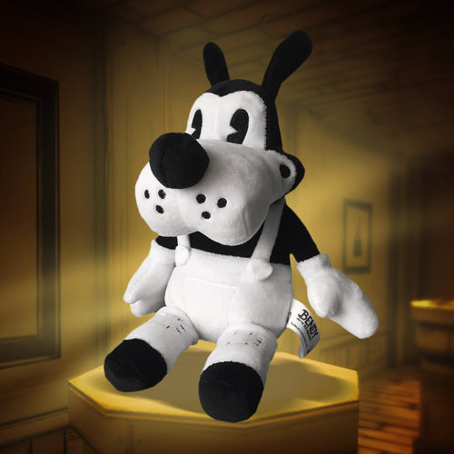 Boris the Wolf Beanie Plush with Squeaker (ONLINE EXCLUSIVE)