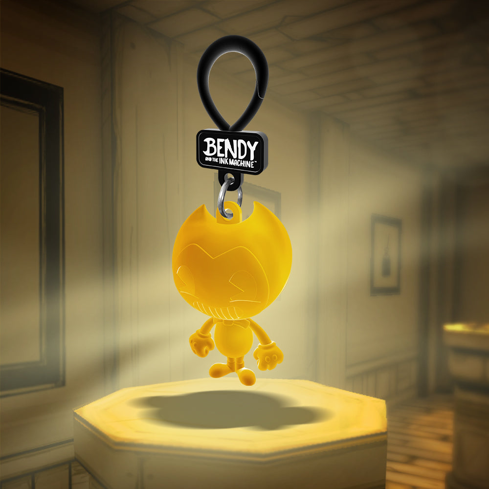 Bendy Blind Bag Collector Clips Bendy And The Ink