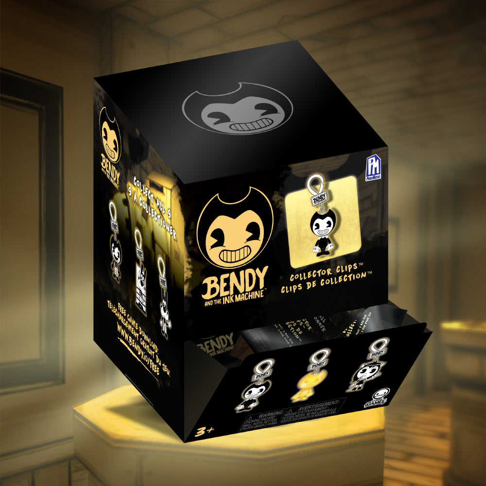 Bendy Blind Bag Collector Clips Series 1 Bendy And The