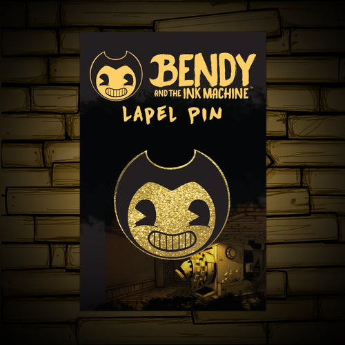 Bendy Lapel Pin