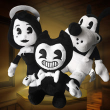Bendy, Alice & Boris Beanie Plush Bundle