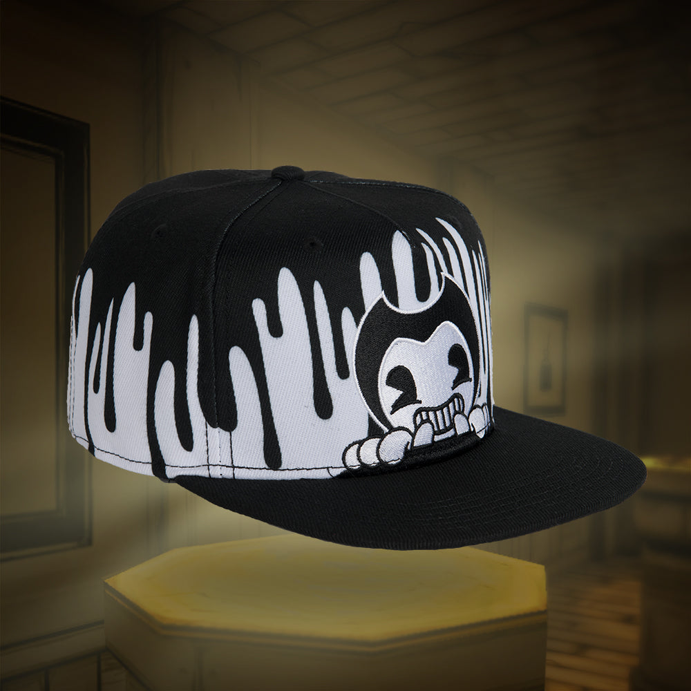 Bendy Who's Laughing Now Snapback Hat