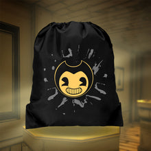 "Ink Bendy Jumbo Beanie Plush (16"" Plush w/ Drawstring Bag) [Exclusive]"