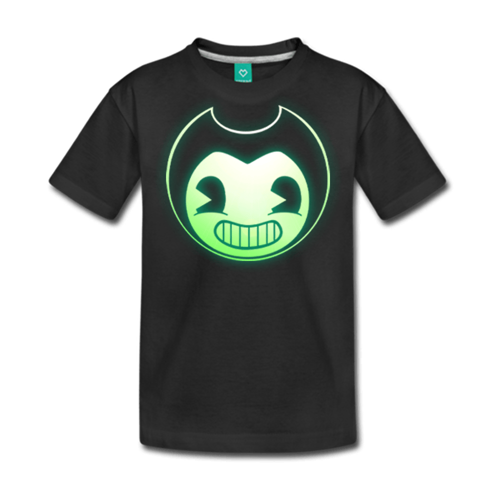 Bendy Glow-In-The-Dark T-Shirt