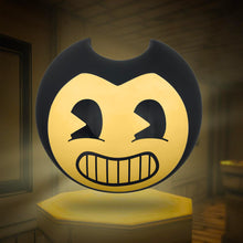Yellow Bendy Mask
