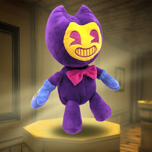 Bendy Blacklight Beanie Plush