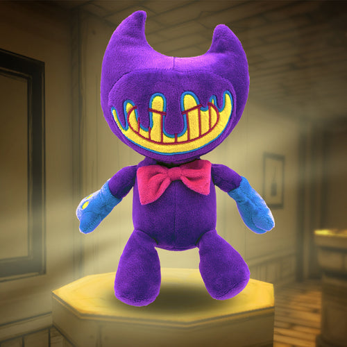 Ink Bendy Blacklight Beanie Plush