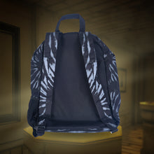 Bendy Tie-Dye Backpack