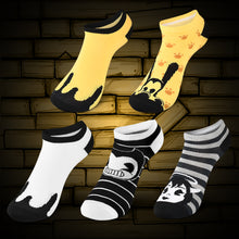 Bendy No-Show Socks (5-Pack)