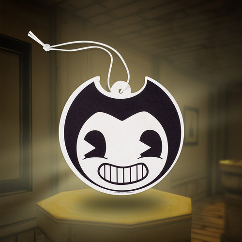 Bendy Logo Air Freshener
